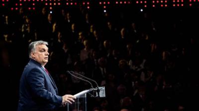 Orbán Viktor: Három veszély fenyegeti az országot, a népvándorlás, a járványok és Gyurcsány