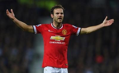 A csapatából látszik, Juan Mata a támadásokban hisz
