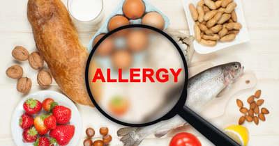 Egyre gyakoribb az ételallergia. Ismerd fel a jeleket!
