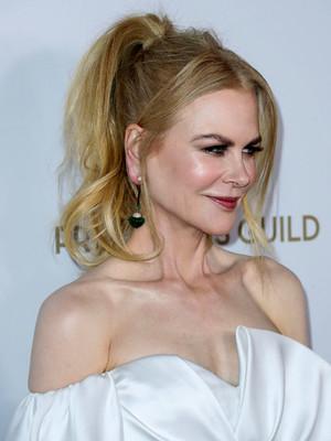 Nicole Kidman megszabadult gyönyörű, hosszú hajkoronájától - Így néz ki rövid frizurával