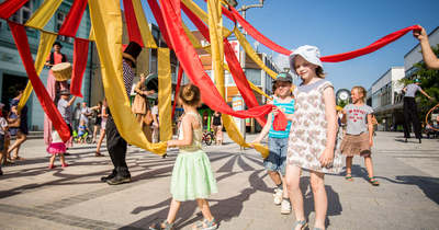 Hétvégi nagyszabású gyermekrendezvény a Veszprémvölgyben