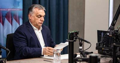 Orbán Viktor: Brüsszel megtámadta Magyarországot