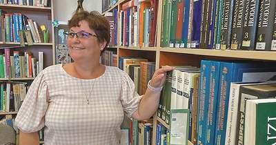 A könyvtár bűvöletében