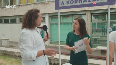 Idegesen és zavarodottan reagált Cseh Katalin a botrányos cégügyleteire