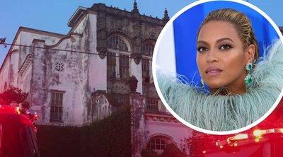 Lángok martaléka lett Beyoncé otthona – videó