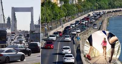 Teljes felfordulás, őskáosz, újabb lezárás lesz Budapesten