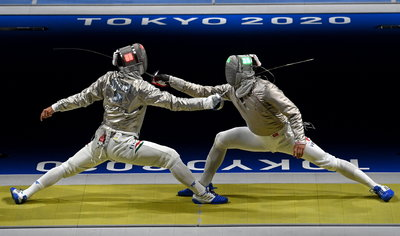 A tokiói olimpia első napja képekben