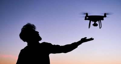 Drónfelvétel készült migránsokról a Balatonnál – videó
