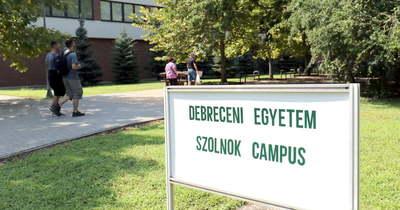Jelentősen emelkedett a Szolnok Campusra jelentkezők száma