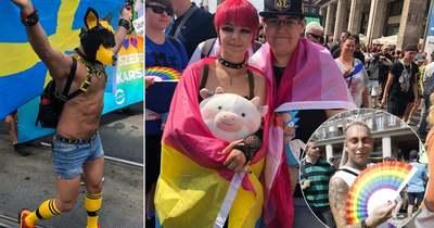 Elkezdődött a Pride! Mutatjuk a melegfelvonulást – Fotók!