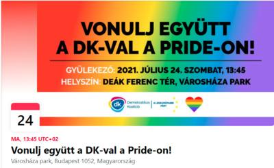 Gyurcsánynétól Karácsony Gergelyig: így toboroznak baloldali politikusok részvevőket a Budapest Pride-ra - fotók