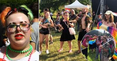 Mutatjuk képeken, videókon az LMBTQ felvonulást