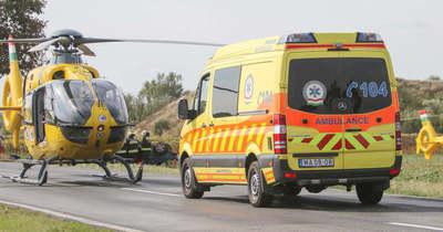 Négy ember meghalt az M6-os autópályán Szedres közelében