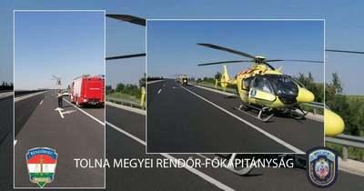 Négy ember meghalt egy ámokfutó miatt az M6-os autópályán