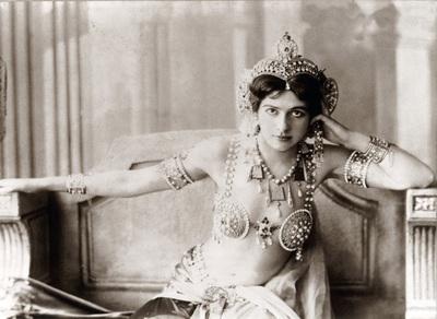 Mata Hari, aki