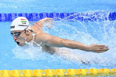 Képeken az olimpia második napjának magyar szereplői
