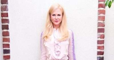 Hová lett Nicole Kidman gyönyörű, hosszú haja?