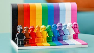 Négyéves gyerekeknek gyárt transznemű játékokat a LEGO
