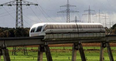 Rakétaként száguldó vonatot mutatott be a kínai CRRC
