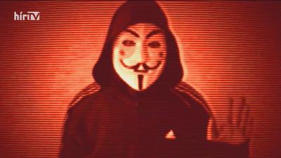Újra üzent az Anonymus-maszkos rejtélyes alak