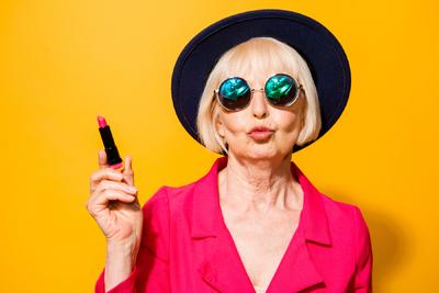 Nagyanyám, aki megtagadta a nagymama címet, mert az öregíti!