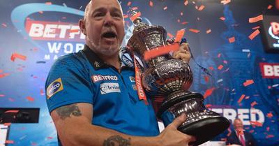 Darts: esélytelen volt a címvédő, Wright nyerte a World Matchplayt