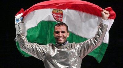 Földrészeken átívelő szerelem segítette Szilágyi Áront: Elárulta titkát a háromszoros olimpiai bajnok