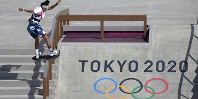 Az olimpia egyik bemutatkozó sportága egyben az egyik leglátványosabb is - képek
