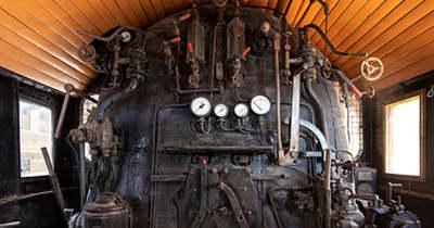 Így nézett ki a MÁV hajdani Koporsója és a legendás 424-es gőzmozdony
