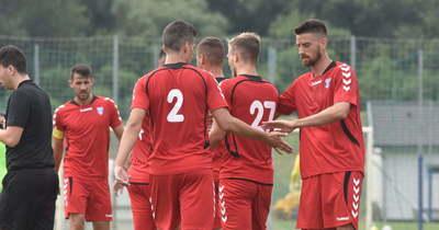Kilenc gólt hozott a Szolnoki MÁV utolsó edzőmérkőzése