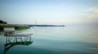 Megtörte a csendet a Balatonba fulladt fiúkat kereső vízimentő: