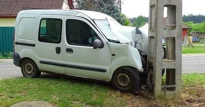 Halálos balesetet szenvedett furgonjával egy idős nő