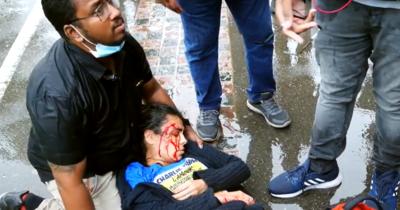 Leszúrtak egy keresztény aktivistát Londonban