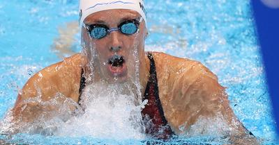 Videó: Hosszú Katinka futamgyőztes úszása 200 vegyesen