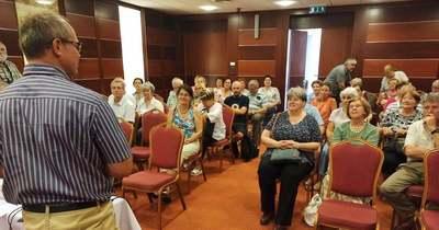 Közel ötven családfakutató gyűlt össze Kiskunhalason