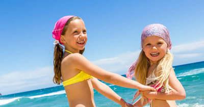 Hőségriadó – irány a strand