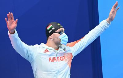 Milák Kristóf: A döntőben majd megúszom az olimpiai csúcsot