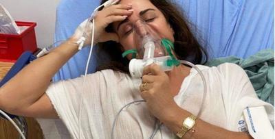 Majdnem meghalt, kórházba került egy ismert színésznő