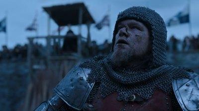 Velencében mutatják be Ridley Scott, Matt Damon és Ben Affleck új filmjét