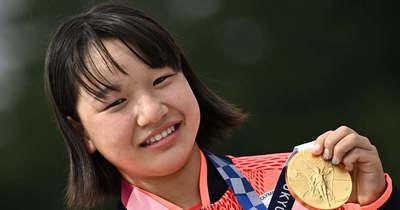 13 éves olimpiai bajnok a gördeszkásoknál