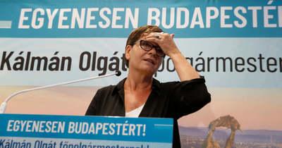Pegasus-ügy: Kálmán Olga a Fidesz beépített ügynöke