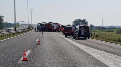 Hatalmas a felháborodás! Kiderült, mi okozta a tíz halálos áldozatot követelő balesetet a horvát autópályán
