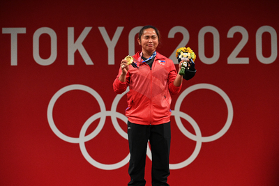 Mesés vagyont és egy házat is kap a Fülöp-szigetek első olimpiai bajnoka