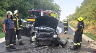 Kókai horrorbaleset: Szándékosan rántották rá a kormányt a kocsi alá szorult Krisztina autójára - tudja, ki volt az