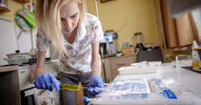 Az otthoni táplálás a súlyos betegeknek is hatalmas segítséget nyújt