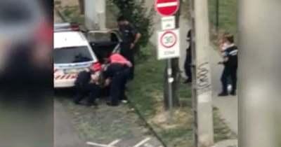 Most kaptuk: rengeteg rendőr vonult ki a XIII. kerületbe - helyszíni videó