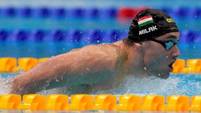 Milák Kristóf olimpiai csúccsal aranyérmes Tokióban!