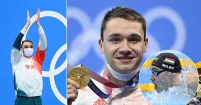 Fantasztikus győzelem! Megvan a második aranyérem,  Milák Kristóf olimpiai csúccsal győzött
