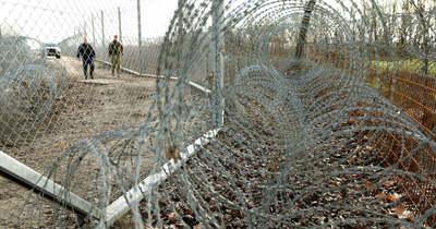 Erőszakos határátlépési kísérlet Ásotthalomnál – több katona megsérült