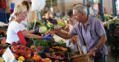 Mutatjuk, mennyiért juthatunk hozzá a zöldségekhez, gyümölcsökhöz